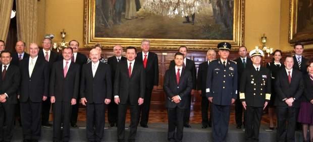 Peña Nieto y su nuevo gobierno