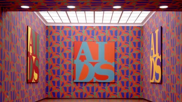 AIDS Wallpaper, 1989