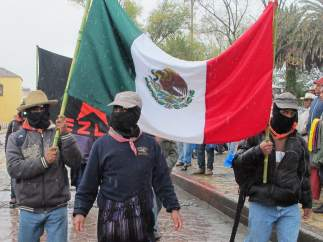 Marcha EZLN