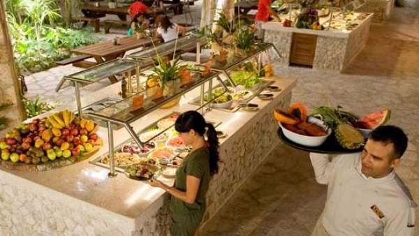 Restaurante de la Riviera Maya