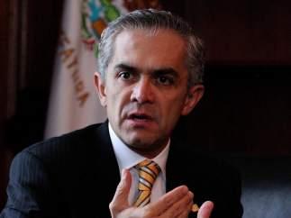 Miguel Ángel Mancera.