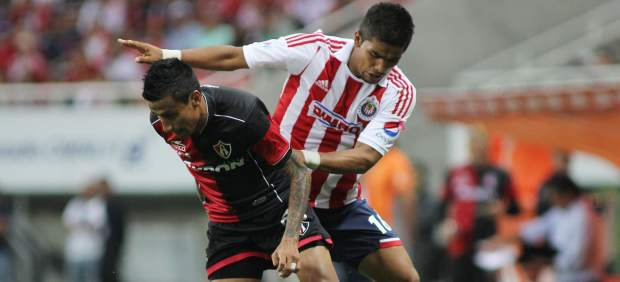 Atlas vs Chivas