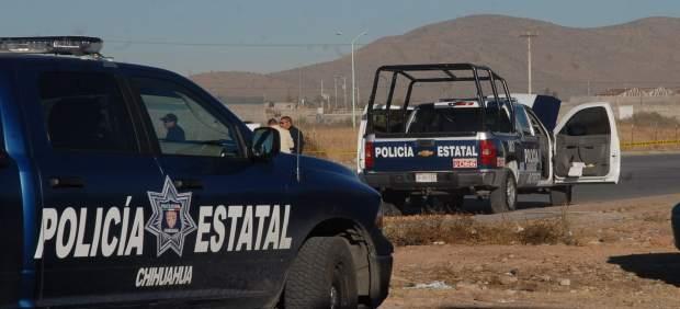 Policía estatal de México