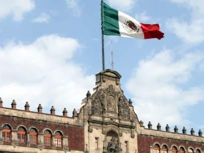 Palacio Nacional en DF