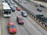Tráfico en el Distrito Federal
