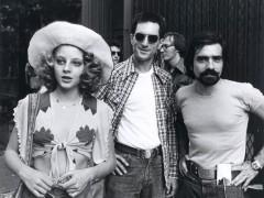 Jodie Foster, Robert De Niro y Martin Scorsese
