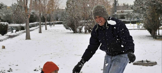 Ciudad Juárez nevada