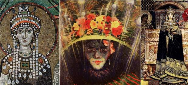 ´Futurism and the Past´ -  Arte bizantino