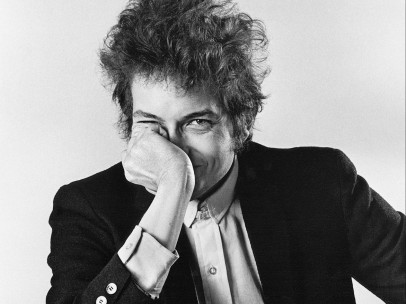 ´Bob Dylan Hand to Face´