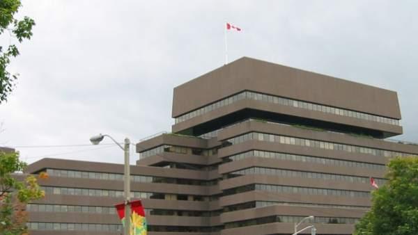 Oficina canadiense de Relaciones Exteriores