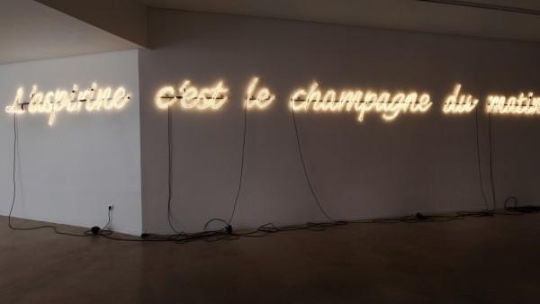 L´Aspirine c´est le champagne du matin, 2009