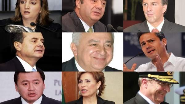Gabinete de Enrique Peña Nieto