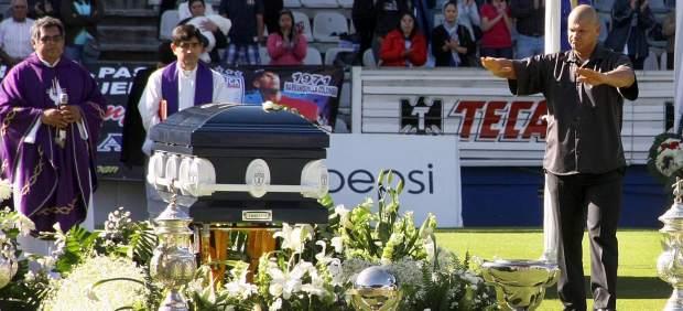 Homenaje a Miguel Calero