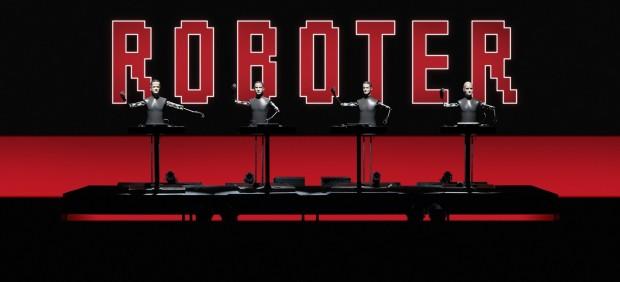 KRAFTWERK ROBOTER-1