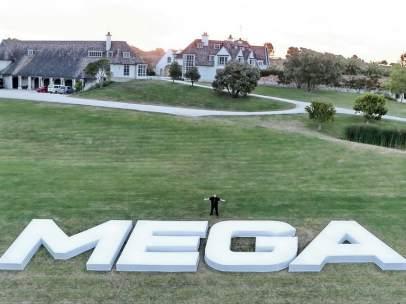 Kim Dotcom y Mega