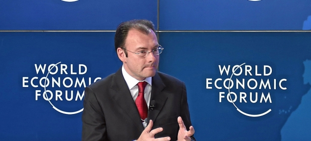 Videgaray en Davos