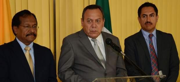 Dirigentes del PRD