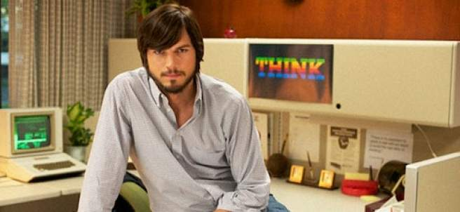 Ashton Kutcher como Steve Jobs, primeras imágenes