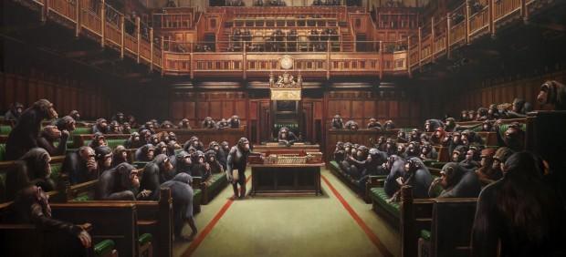 Parlamento de monos