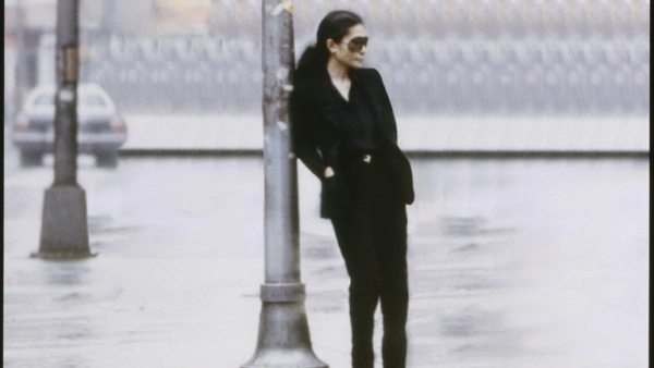 ´Walking On Thin Ice (video still)´