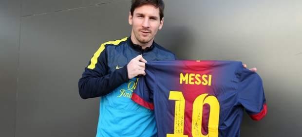 Camiseta Messi para Muller