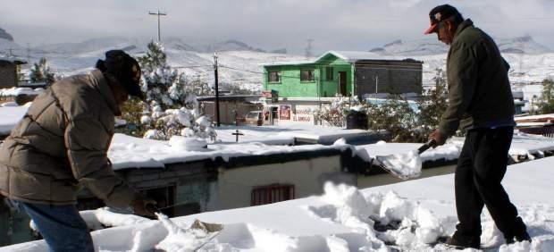 Nieve en Sonora
