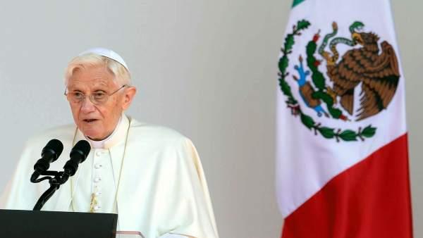 Ratzinger en México