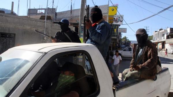 Policías comunitarias