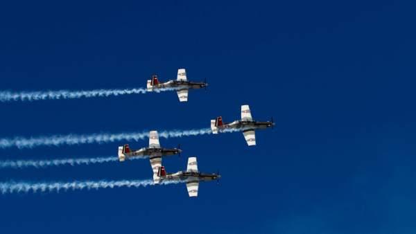 Aviones Fuerza Aérea