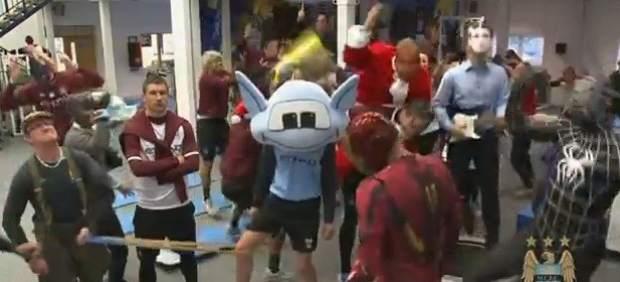 Harlem Shake del Manchester City