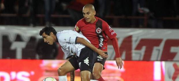 Xolos vs Atlante