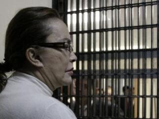Elba Esther Gordillo, tras las rejas