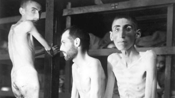 Holocausto de los nazis