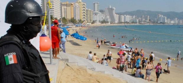 Seguridad en Acapulco
