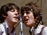 Paul y George, coristas