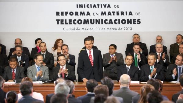 Reforma de las telecomunicaciones