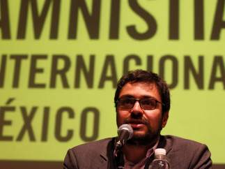 El director general de Amnistía Internacional