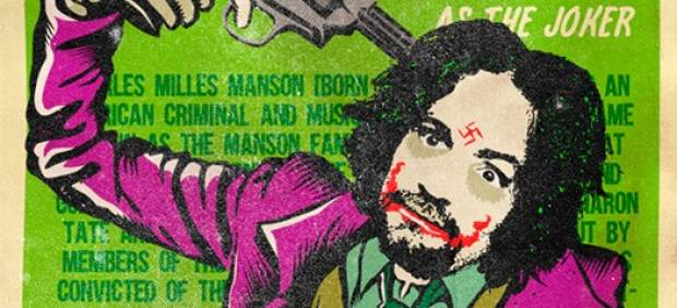 ´Manson as The Joker´