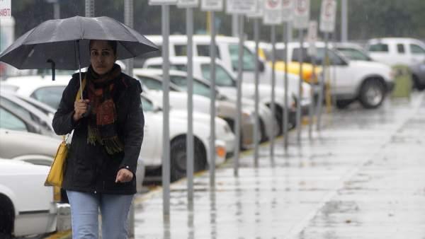 Lluvias en Tijuana