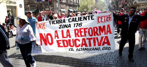 maestros del CNTE
