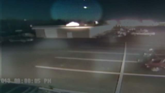 Un meteorito cruza el cielo de la costa este de Estados Unidos