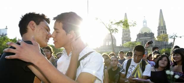 Matrimonio homosexual fuera de México D.F.