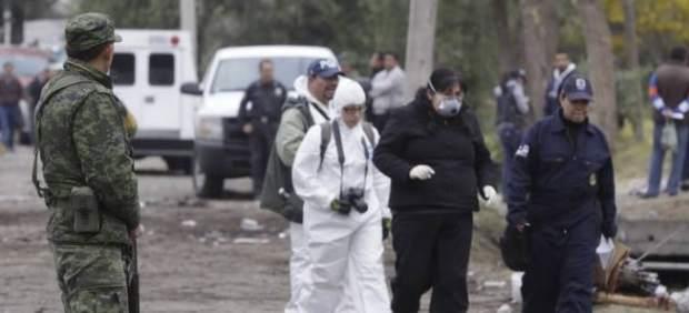 Explosión en Tlaxcala