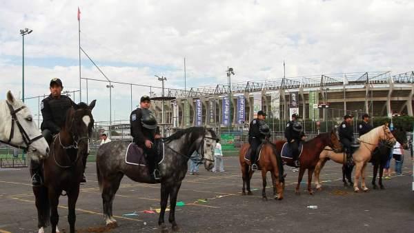 Operativo Estadio Azteca