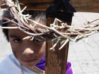 Semana Santa en Iztapalapa