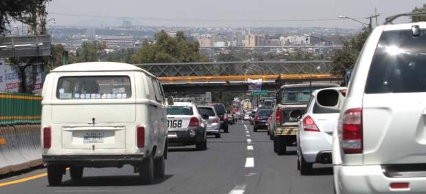 Tráfico en DF