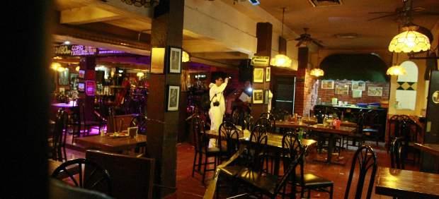 Ataque a bar en Guadalajara