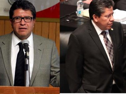 Ricardo y David Monreal