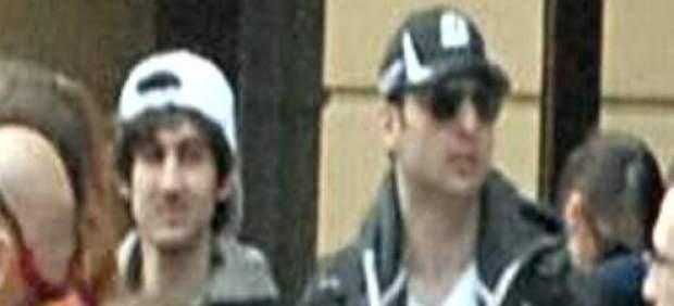 Sospechosos de los atentados de Boston