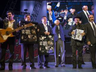 Los Tigres del Norte and friends.